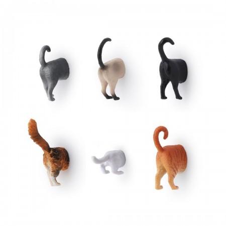 """KIKKERLAND magneti """"sedere di gatto"""""""