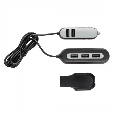LOOOQS caricabatterie USB multipresa