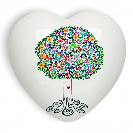 CREATIVANDO I Cuori - L' albero della Vita