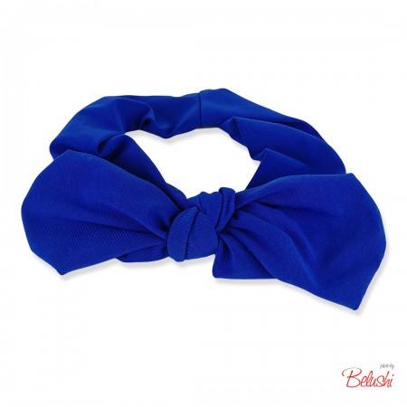 Belushi - Fascia azzurra per capelli