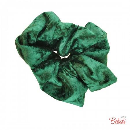 Belushi - Elastico per capelli, verde