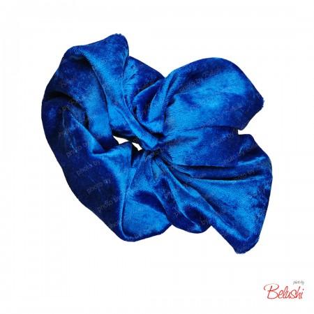 Belushi - Elastico per capelli, azzurro