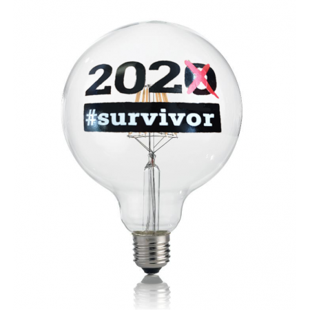 FILOTTO Tattoo lamp Survivor