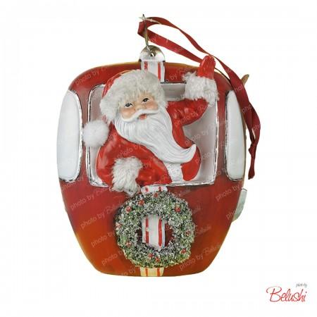 Cabina da appendere - decorazione Natale