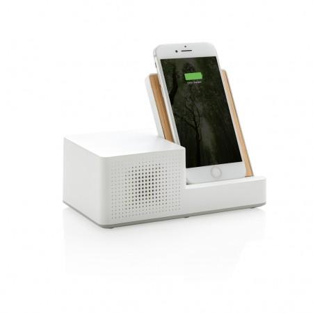 XDDESIGN -  ONTARIO Caricatore 5W e speaker wireless