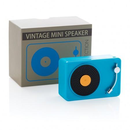 XDDESIGN - Vintage mini speaker