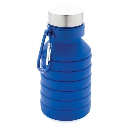 XDDESIGN - Bottiglia in silicone pieghevole a tenuta con coperchio